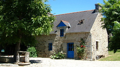 Cottage france brittany