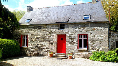 Lustruyen Farmhouse self-catering cottage